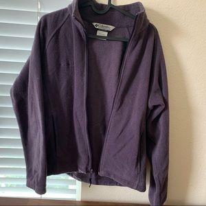Columbia jacket fleece